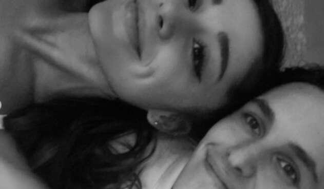 Ariana Grande y Dalton Gómez