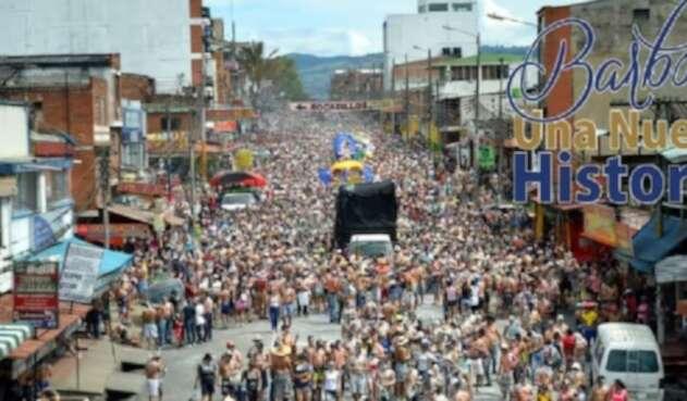 En las actividades se llegan a reunir hasta 30 mil personas.