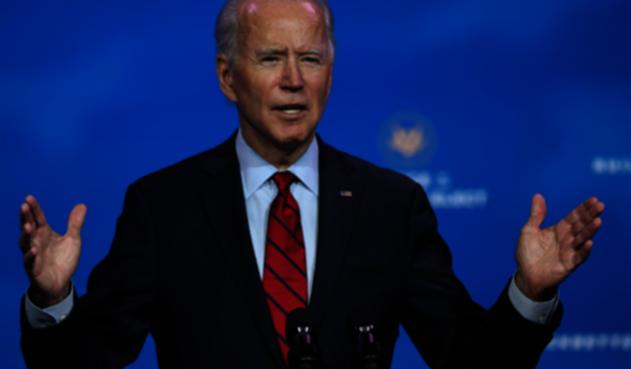 Presidente de EE.UU., Joe Biden.