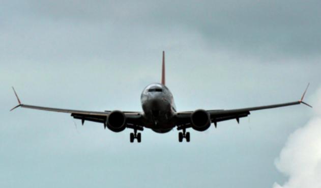 Vuelve a volar un Boeing 737 MAX