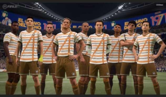 Chavo del 8 en FIFA 21