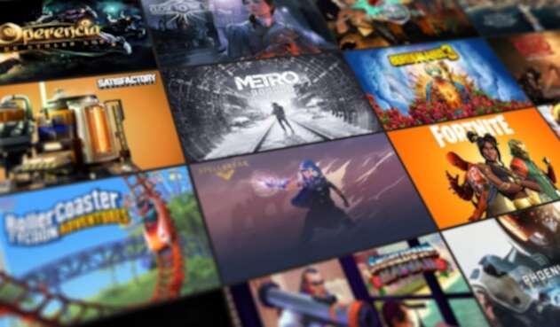 Juegos de Epic Games Store