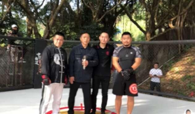 El ridículo de Chen Yong ante Xu Xiadong