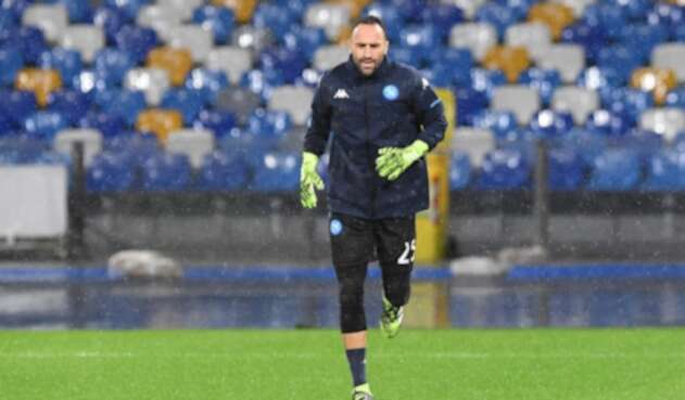 David Ospina - Europa League - Napoli