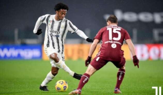 Juan Guillermo Cuadrado - Juventus Vs. Torino - Serie A