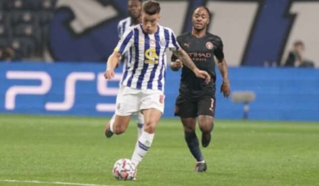 Porto Vs. Manchester City - Champions League