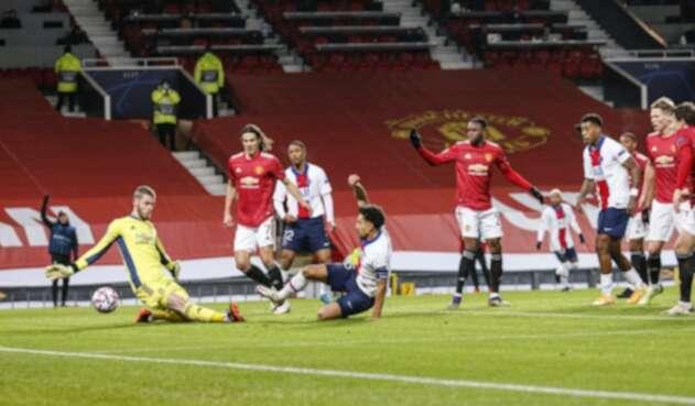 Manchester United Vs. PSG - Champions League