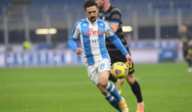 Napoli Vs. Inter - Serie A