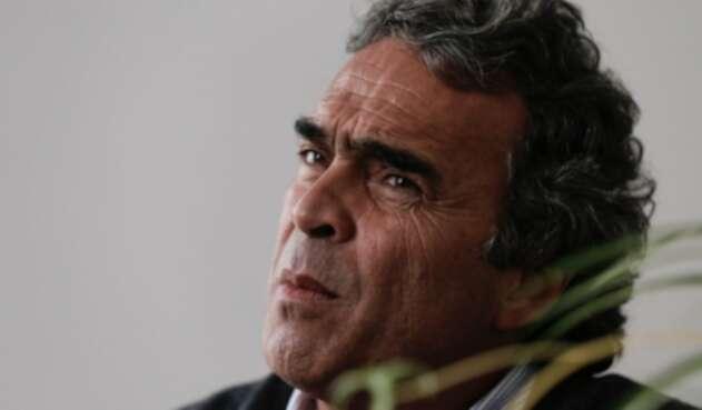 Sergio Fajardo, exalcalde de Medellín