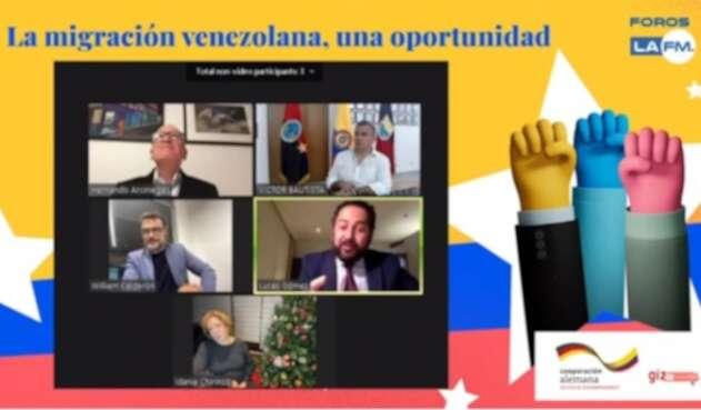 La migración venezolana, una oportunidad