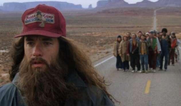 El Forrest Gump italiano, un hombre recorrió más de 450 kilómetros
