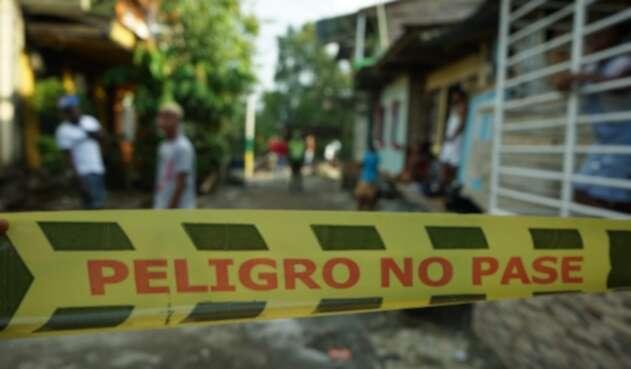 Seis personas muertas dejaron hechos violentos en el municipio de Buenaventura en el Valle del Cauca.