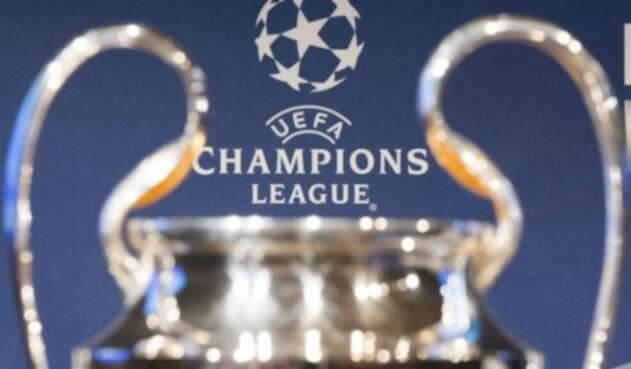 Champions League, trofeo
