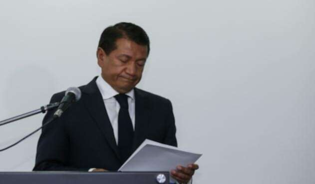 Jorge Armando Otálora, exdefensor del Pueblo