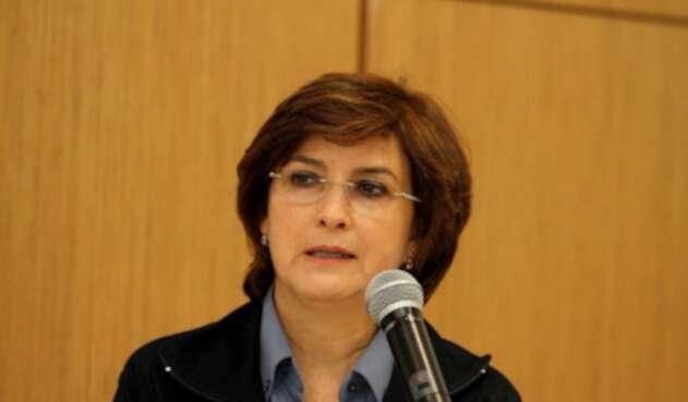 Julia Miranda, exdirectora de Parques Nacionales