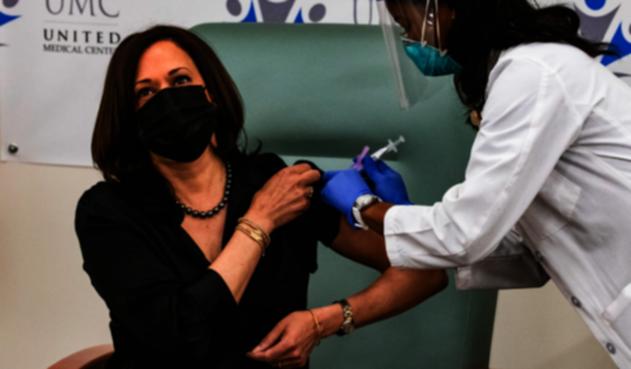Vacuna Kamala Harris