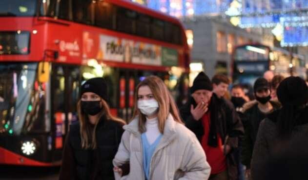 Coronavirus en Londres