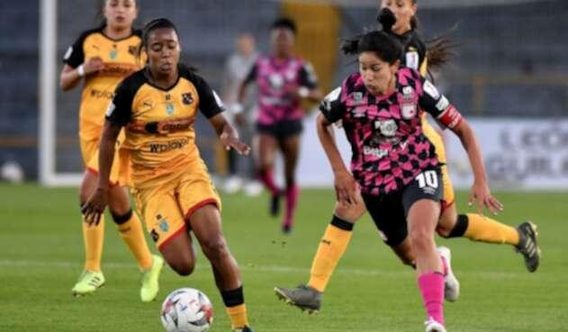 Santa Fe Vs. Medellín - Liga Femenina BetPlay