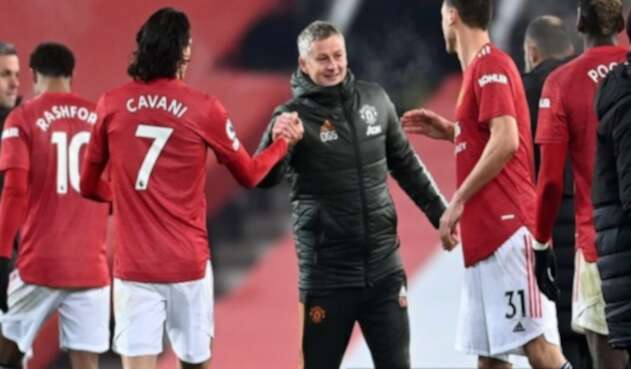 Manchester United 2020