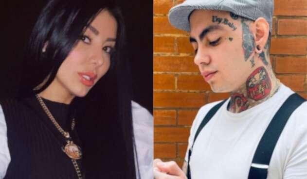 Marcela Reyes y Nicolás Arrieta
