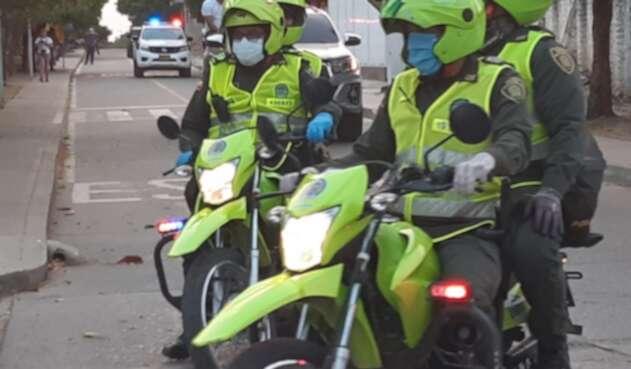 Operativos Policía nacional