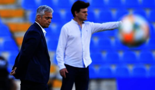 Rueda está cerca de abandonar la selección de Chile para dirigir a Colombia en Eliminatorias.