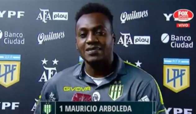 Captura de pantalla, Mauricio Arboleda