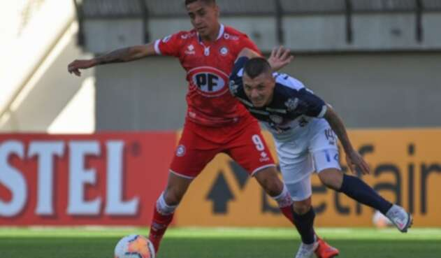 Unión La Calera Vs. Junior - Copa Sudamericana