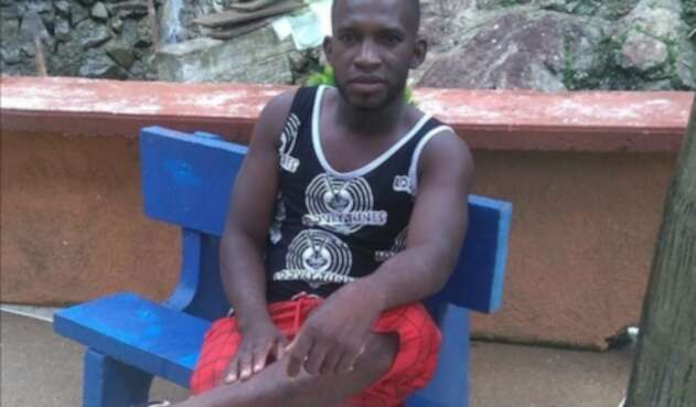 Dildon Solis , asesinado en Cauca