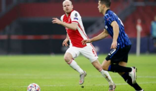 Ajax Vs. Atalanta - Champions League