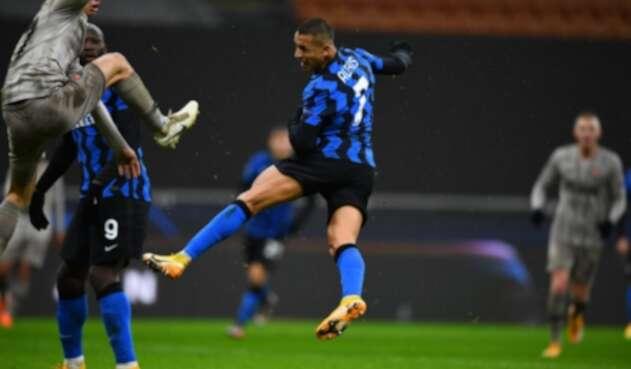 Inter de Milán - Champions League