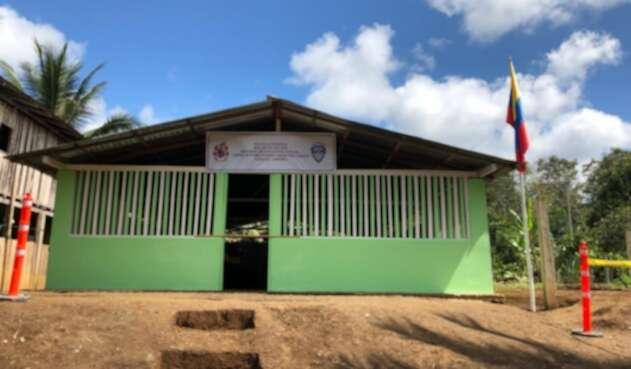 Escuela Veredal Bocas de Salasbi, Tumaco