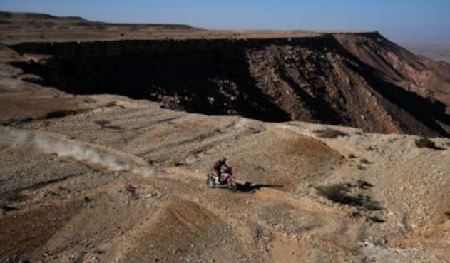 Dakar en moto - Joan Barreda