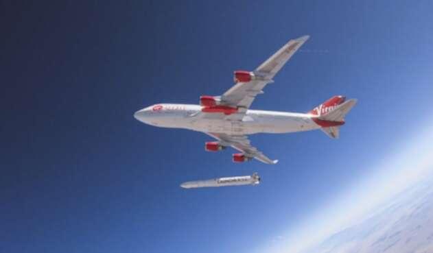 Virgin Orbit, empresa de vuelos espaciales
