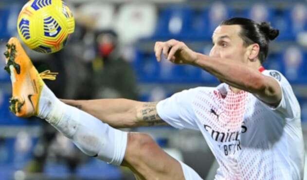 Zlatan Ibrahimovic - AC Milan - Serie A