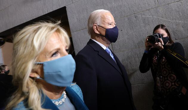 Investidura de Joe Biden