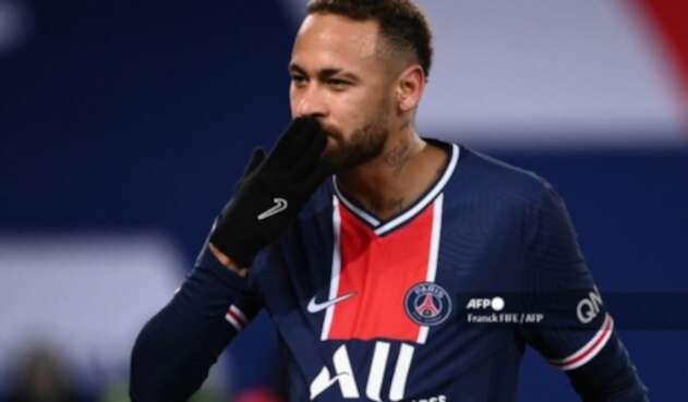 Neymar, PSG 2021