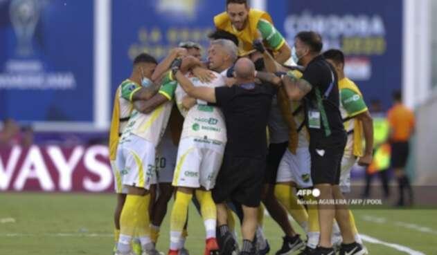 Defensa y Justicia, campeón Copa Sudamericana