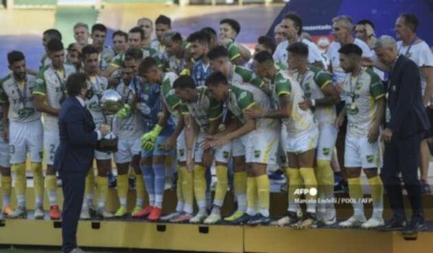 Defensa y Justicia - Copa Sudamericana