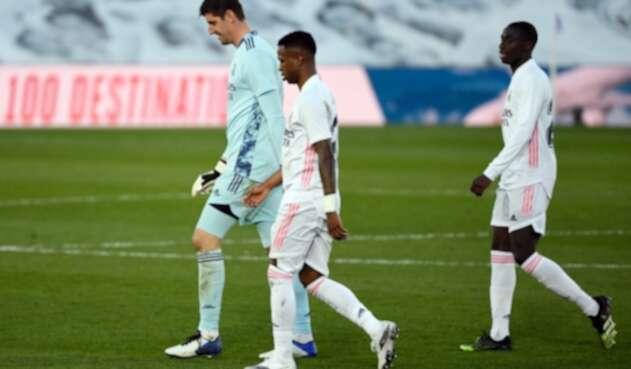 Real Madrid cae ante el Levante
