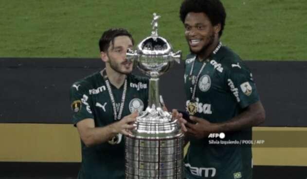 Palmeiras campeón de la Copa Libertadores 2021