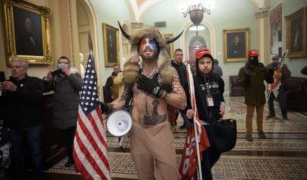 Asalto a Capitolio - Congreso de Estados Unidos
