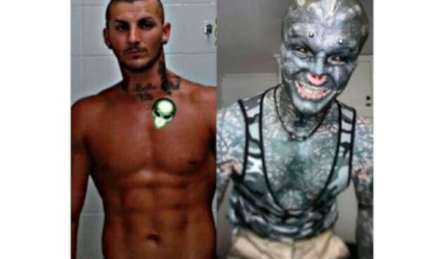 Alienígena negro, el curioso proyecto de un francés