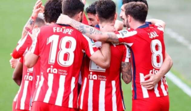 Atlético de Madrid en La Liga