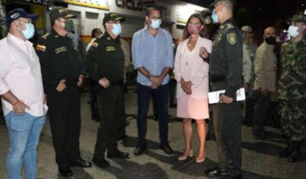 Atentado en Barranquilla con granada