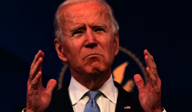 Presidente electo de EE.UU. Joe Biden