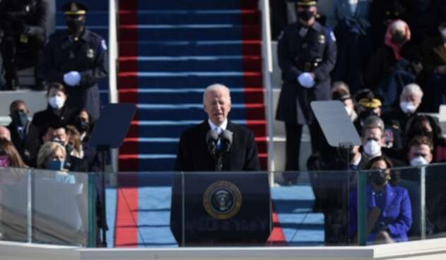 Joe Biden asume como nuevo presidente de EE.UU.