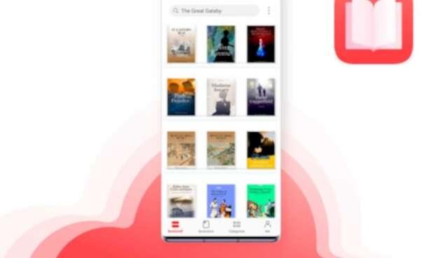 Huawei gana usuarios en su app de audiolibros