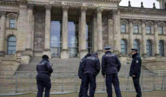 Bundestag, sede de la Cámara Baja de Alemania