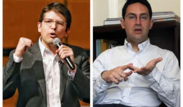 Miguel Uribe Turbay y Camilo Enciso se enfrentaron por acusaciones